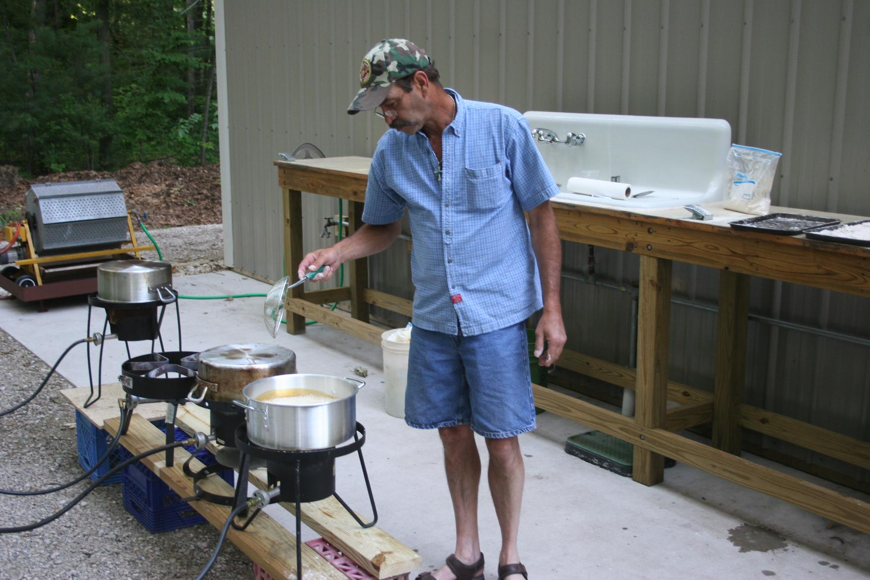 Traverse city area local fish fry for Local fish fry